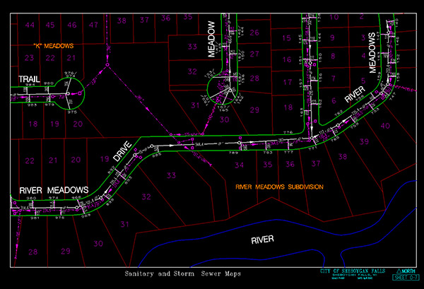CADD Utilities Map TAC Technical Assistance Company